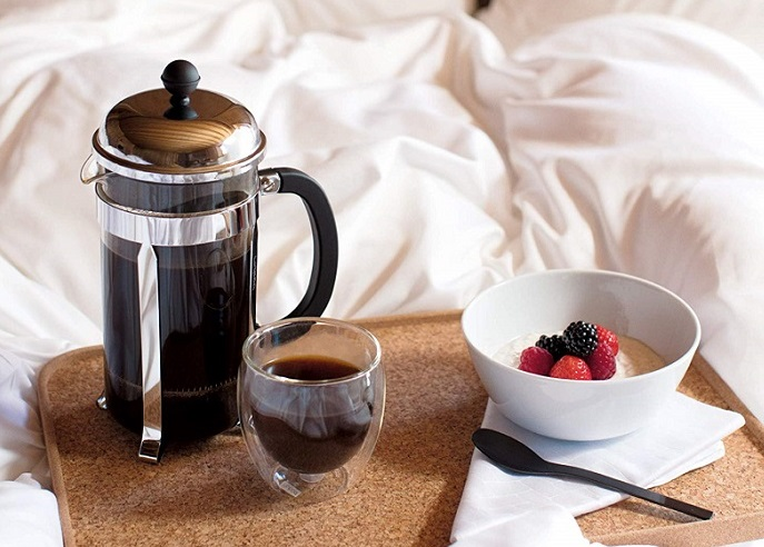 What is a French Press Coffee Maker?