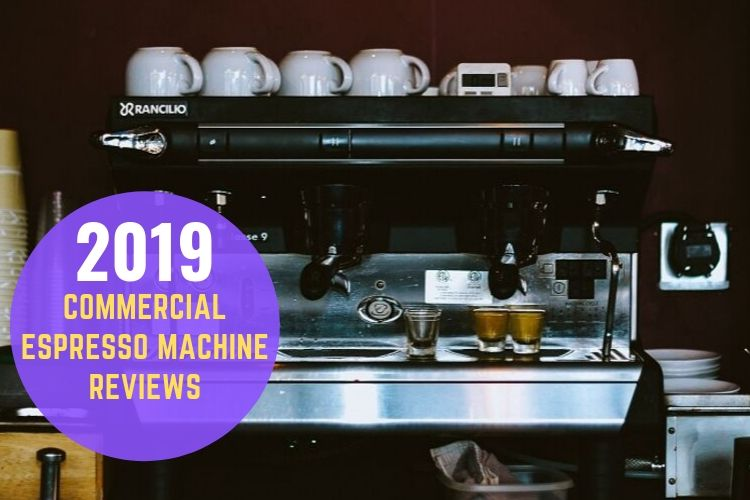 What is the best commercial espresso machine